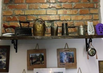 Particolare Piccolo Museo Civiltà contadina Tenuta Bocchineri 3
