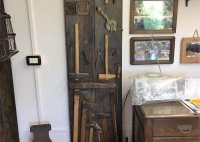 Particolare Piccolo Museo Civiltà contadina Tenuta Bocchineri 4