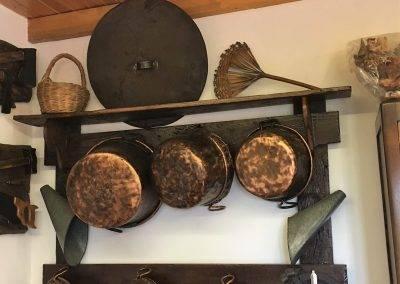 Particolare Piccolo Museo Civiltà contadina Tenuta Bocchineri