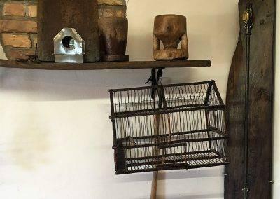 Particolare Piccolo Museo Civiltà contadina Tenuta Bocchineri 5