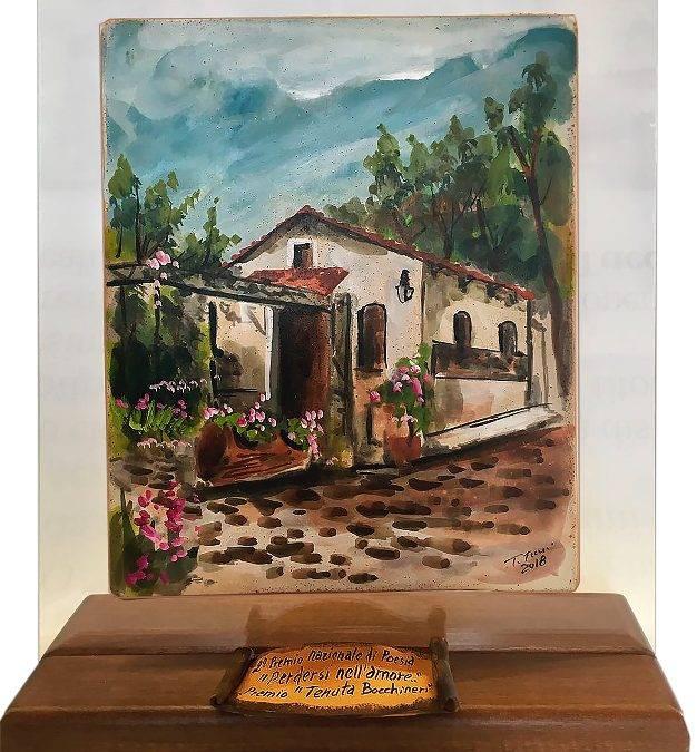 """Premio Tenuta Bocchineri: II Concorso Nazionale di poesia """"Perdersi nell'amore"""""""