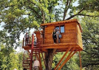 Casa sull'albero_Calabria