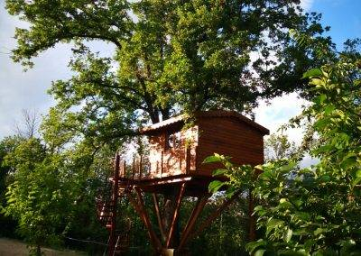 Casa sull'albero_Tenuta Bocchineri