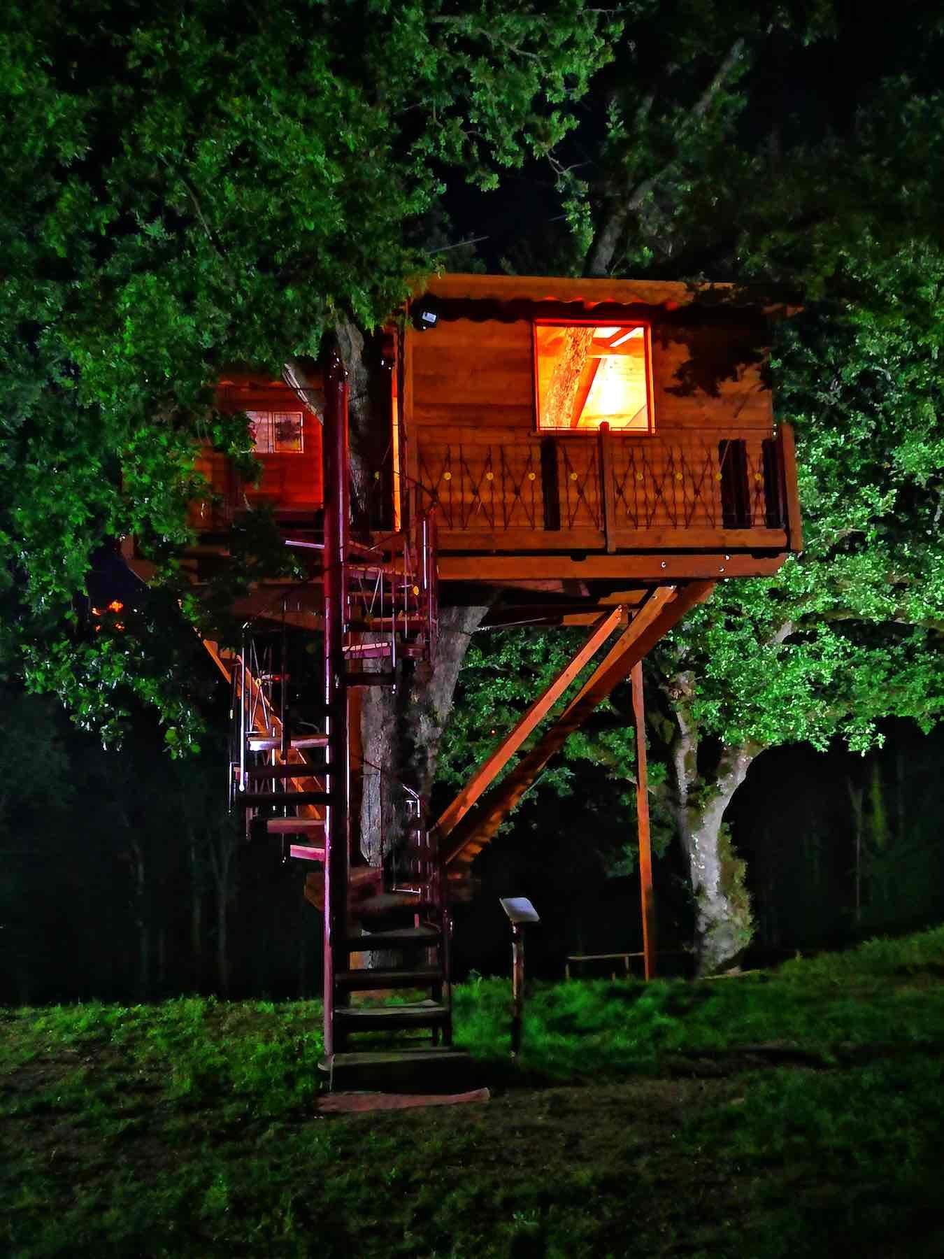 Casa sull\'albero - Tenuta Bocchineri - Museo e Casa sull ...