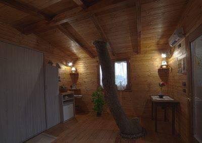 Casa sull'albero interno