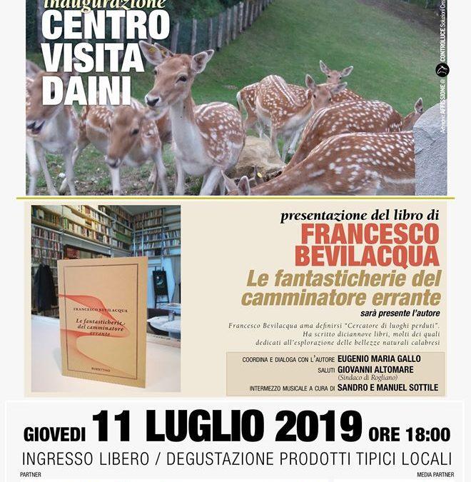 Inaugurazione Centro Visita Daini di Tenuta Bocchineri